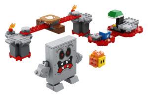 Lego Super Mario 71364 Whompin Laavahaaste -Laajennussarja