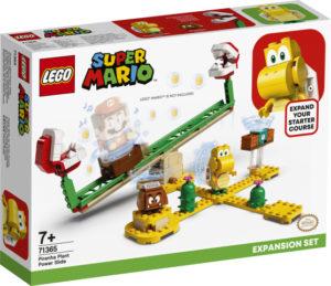 Lego Super Mario 71365 Piraijakasvin Vauhtikurvi -Laajennussarja