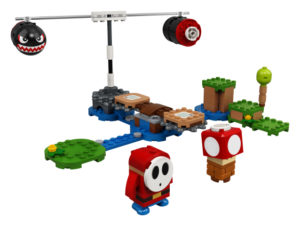 Lego Super Mario 71366 Boomer Bill Barrage -Laajennussarja