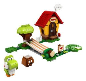 Lego Super Mario 71367 Marion talo ja Yoshi -Laajennussarja