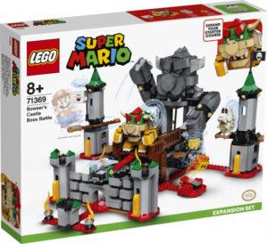 Lego Super Mario 71369 Bowserin Linnan Pahistaistelu -Laajennussarja