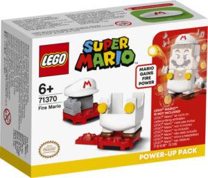 Lego Super Mario 71370 Fire Mario -Tehostuspakkaus