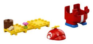 Lego Super Mario 71371 Propeller Mario -Tehostuspakkaus