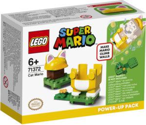 Lego Super Mario 71372 Cat Mario -Tehostuspakkaus