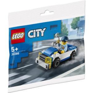 Lego City 30366 Poliisiauto
