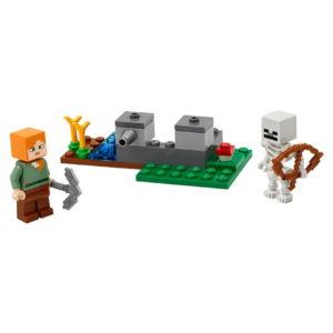 Lego Minecraft 30394 Luurankolinnake