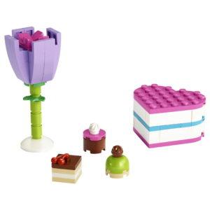Lego Friends 30411 Konvehtirasia ja Kukka