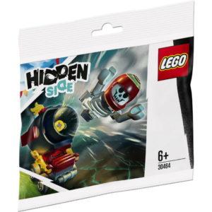 Lego Hidden Side 30464 El Fuegon Tempputykki