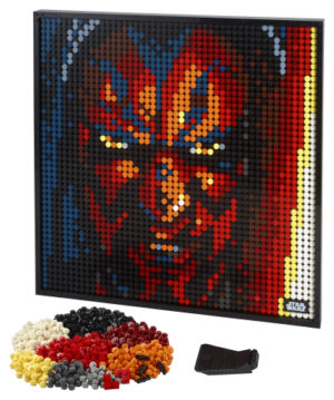 Lego Art 31200 Star Wars Sith