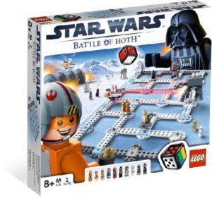 Lego Pelit 3866 Star Wars The Battle of Hoth