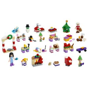 Lego Friends 41420 Joulukalenteri 2020
