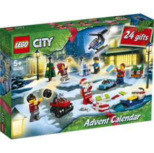 Lego City 60268 Joulukalenteri 2020