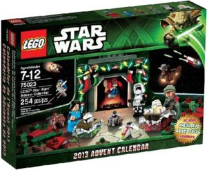 Lego Star Wars 75023 Joulukalenteri 2013