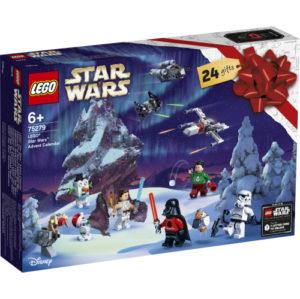 Lego Star Wars 75279 Joulukalenteri 2020