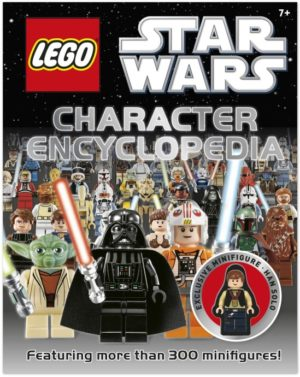 Lego Star Wars Character Encyclopedia Kirja 2011