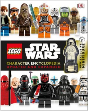 Lego Star Wars Character Encyclopedia Kirja 2015