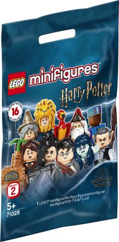 Lego Minifigures 71028 Harry Potter Sarja 2