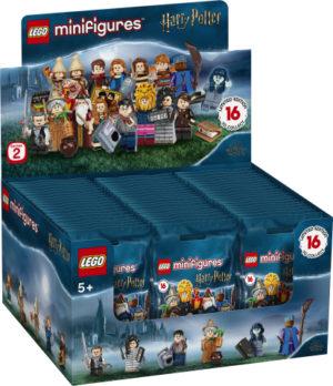 Lego Minifigures 71028 Harry Potter Sarja 2 Koko Laatikko 60 kpl