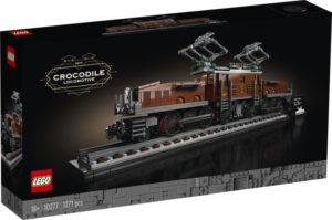 Lego 10277 Krokotiiliveturi