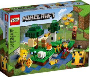 Lego Minecraft 21165 Mehiläistarha