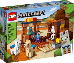 Lego Minecraft 21167 Kauppa-asema