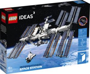 Lego 21321 Kansainvälinen Avaruusasema