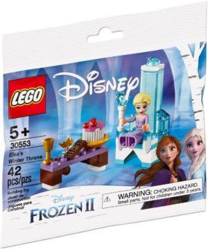 Lego Disney Princess 30553 Elsan Talvinen Valtaistuin