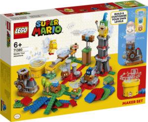 Lego Super Mario 71380 Ikioma Seikkailusi -Rakennussarja