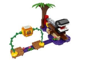 Lego Super Mario 71381 Chain Chompin Viidakkoyhteenotto -Laajennussarja