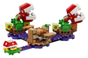 Lego Super Mario 71382 Piraijakasvin Pulmallinen Haaste -Laajennussarja
