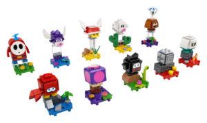 Lego Super Mario 71386 Hahmopakkaukset - Sarja 2 10 kpl