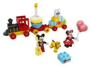 Lego Duplo 10941 Mikin ja Minnin Syntymäpäiväjuna