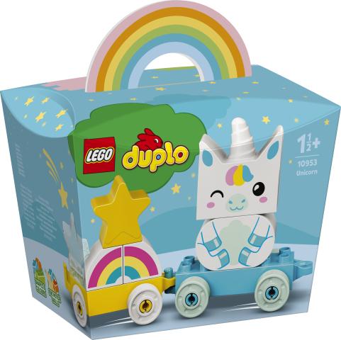Lego Duplo 10953 Yksisarvinen