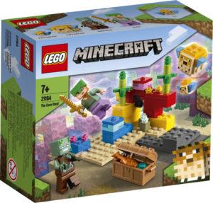 Lego Minecraft 21164 Koralliriutta