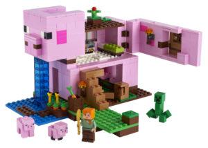 Lego Minecraft 21170 Sikatalo