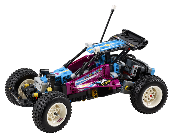 Lego Technic 42124 Maastokirppu