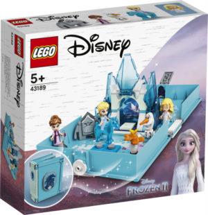 Lego Disney Princess 43189 Elsan ja Nokkin Satuseikkailut