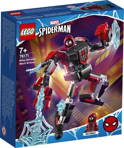 Lego Super Heroes 76171 Miles Morales -Robottihaarniska
