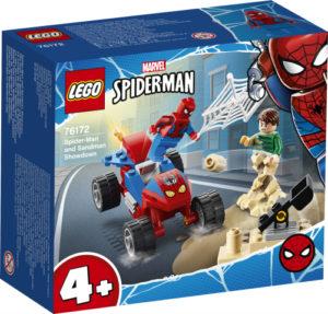 Lego Super Heroes 76172 Spider-Manin ja Sandmanin Välienselvittely