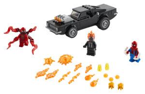 Lego Super Heroes 76173 Spider-Man ja Aaveajaja Vastaan Carnage