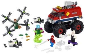 Lego Super Heroes 76174 Spider-Manin Monsteriauto Vastaan Mysterio