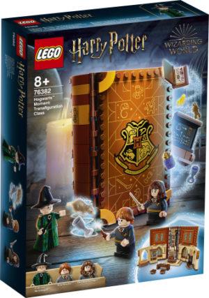 Lego Harry Potter 76382 Oppitunti Tylypahkassa: Muodonmuutokset