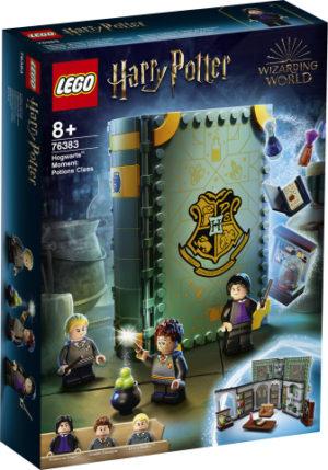 Lego Harry Potter 76383 Oppitunti Tylypahkassa: Taikajuomat