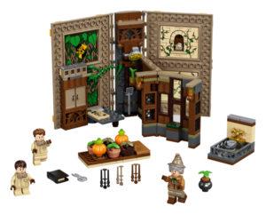 Lego Harry Potter 76384 Oppitunti Tylypahkassa: Yrttitieto
