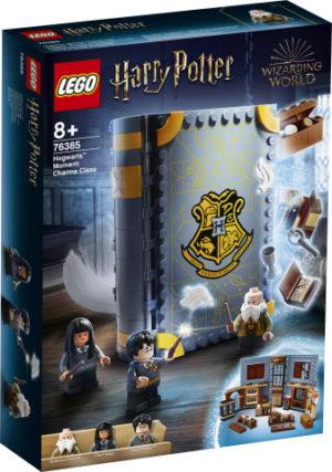 Lego Harry Potter 76385 Oppitunti Tylypahkassa: Loitsut