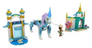 Lego Disney Princess 43184 Raya ja Sisu -Lohikäärme