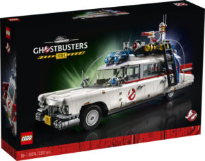 Lego 10274 Ghostbusters™ Ecto-1-Auto