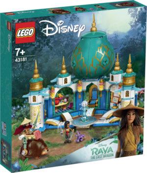 Lego Disney Princess 43181 Raya ja Herttapalatsi