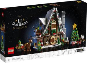 Lego 10275 Joulutonttujen Kerhotalo