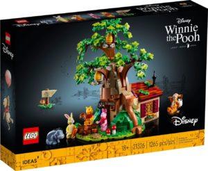 Lego 21326 Nalle Puh